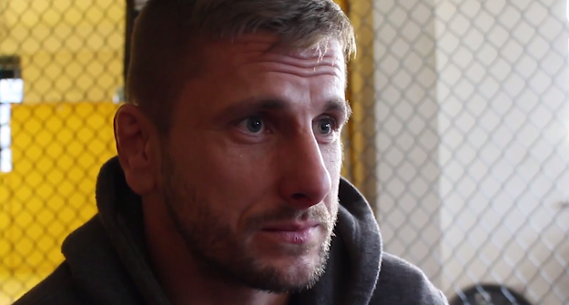 [Video] Daniel Olejniczak: when the cage door closes there will be no more talking - BAMMA 30