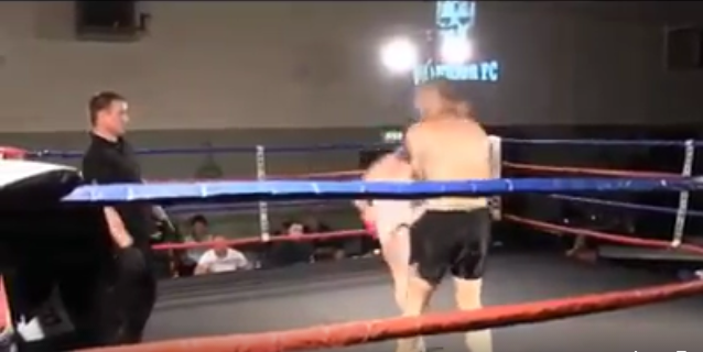 [Video] Devastating KO from Warrior FC VI