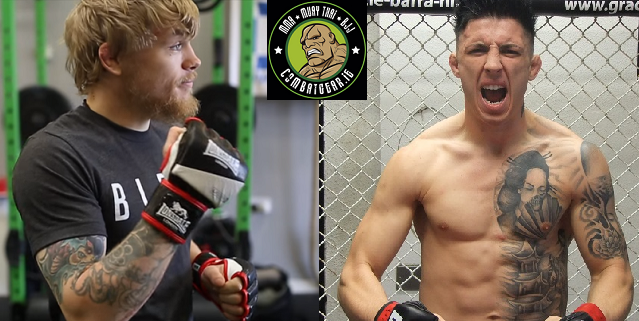 Decky Dalton vs. Norman Parke set for Cage Legacy Fighting Championships