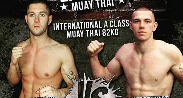 Deliverance II Fight Card Belfast - Muay Thai & K1