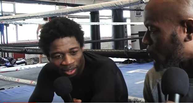 [Video] Interview with Galore Bofando ahead of fight with Charlie Ward
