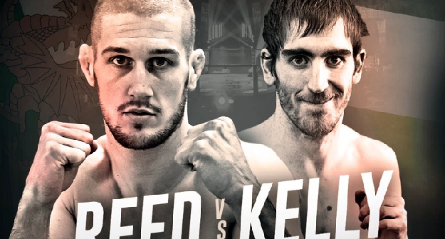 Gavin Kelly faces undefeated Josh Reed at Cage Warriors 83