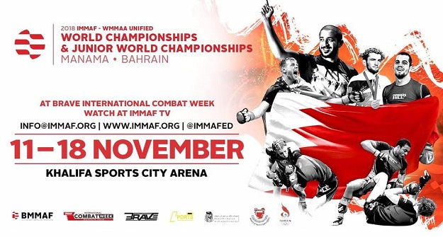 IMMAF Worlds Championships Day 2 Match-Ups