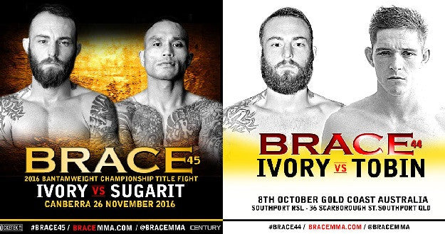 Richie Ivory booked in two big fights in Australia