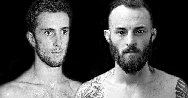 Ireland's Richie Ivory to face Ben Watson at Brace 42 in Australia