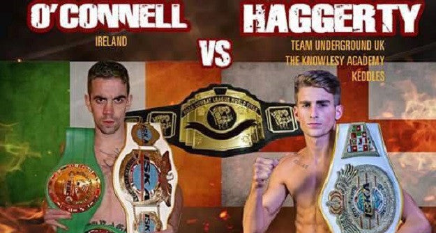 James O'Connell to face world champ Jonathan Haggerty in Watford