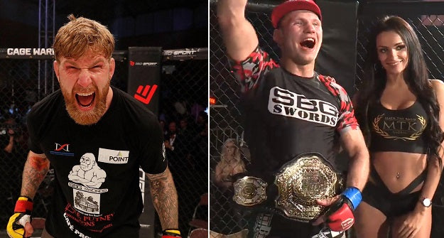 Double Delight for SBG Swords in England
