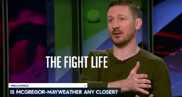 [Video] Interview with John Kavanagh on Fox Sports Australia
