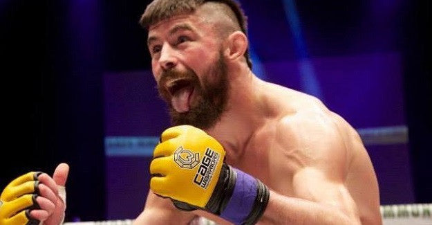 John Redmond gets the win at Cage Warriors 77