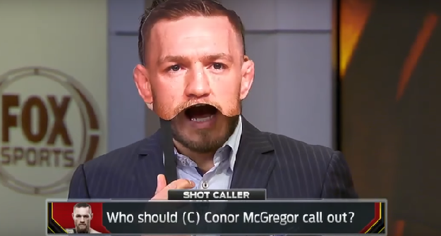 [Video] Kenny Florian & Michael Bisping do Conor McGregor impressions