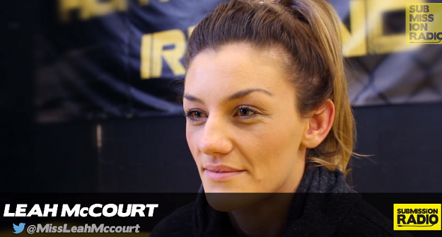 [Video] Meet world champ Leah McCourt ahead her pro debut