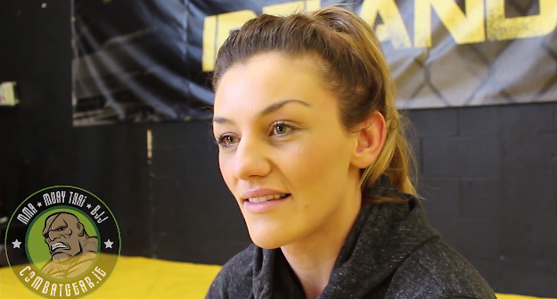 "[Video] Leah McCourt: ""I know without a doubt I am going to win"""