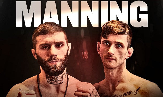 Lloyd Manning: I am more than ready for Cage Warriors 82