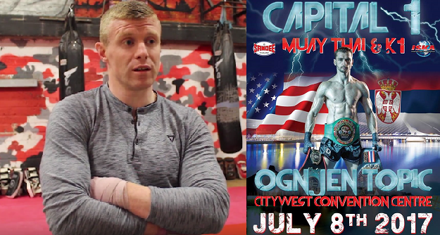 [Video] Martin Horgan talks Capital 1 Dublin, July 8th