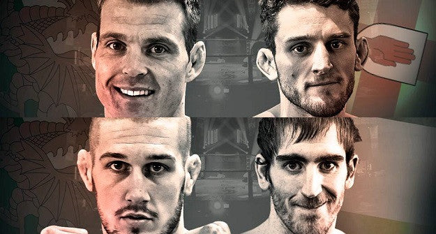 McColgan & Kelly face undefeated opponents at Cage Warriors 83 this weekend