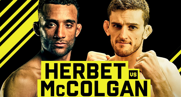 Joe McColgan will face Jai Herbert at Cage Warriors 100