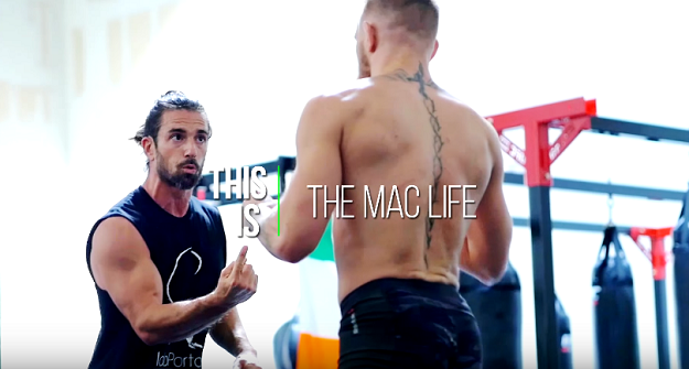 [Video] Ido Portal & Conor McGregor - The Mac Life