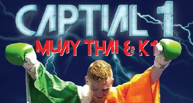 Capital Muay Thai & K1 launches in Dublin this July
