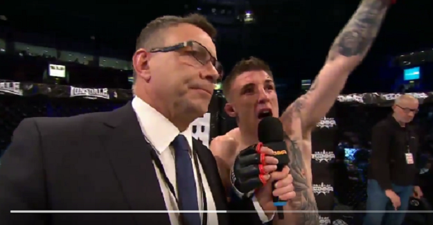 [Video] Norman Parke gets the decision over Paul Redmond - BAMMA 28