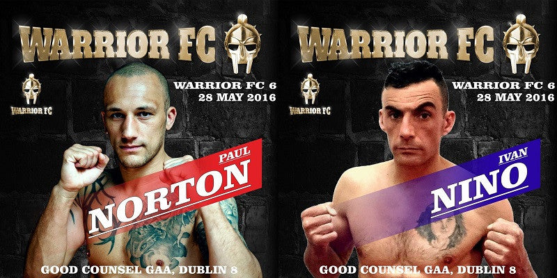 Warrior FC VI Fight Card