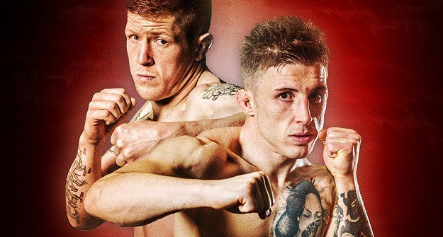 Norman Parke vs. Paul Redmond Preview & Prediction - BAMMA 28