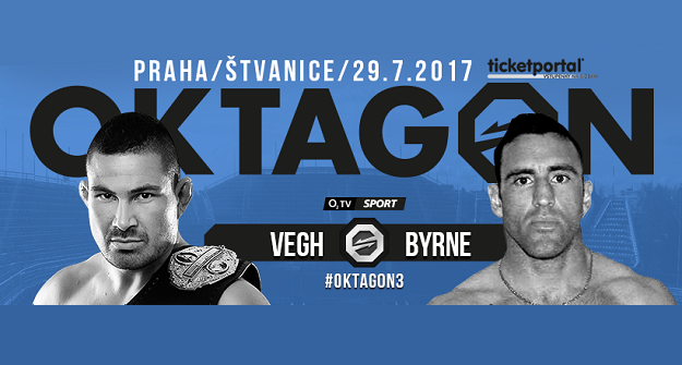 Paul Byrne to face former Bellator champ in Prague