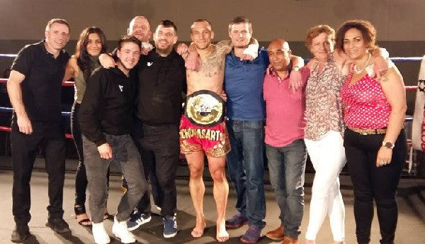 K-1: Paul Norton wins ISKA Intercontinental title