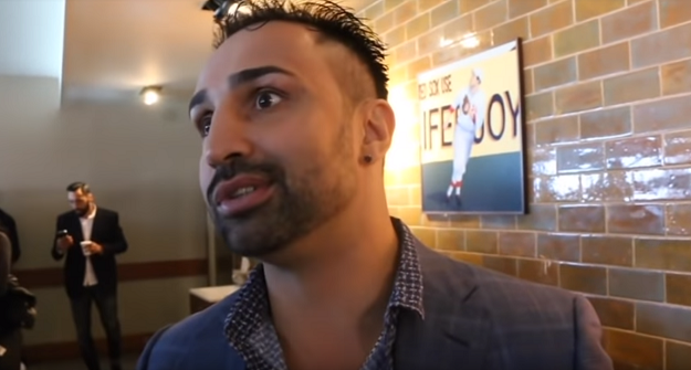 Paulie Malignaggi: McGregor is a p***y motherf**ker and a quitter