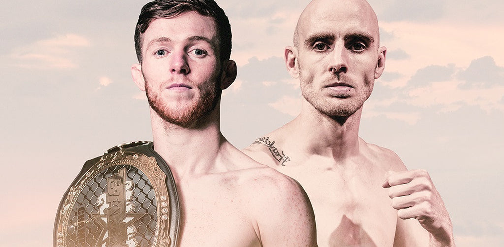 Philpott to defend BAMMA title in Dublin June 4th