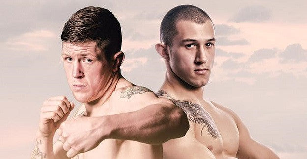 Chris Stringer returns to face Paul Redmond at BAMMA 26