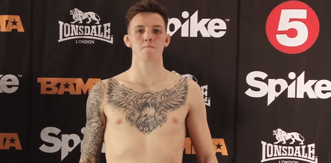 Rhys McKee's next fight announced for June 11th