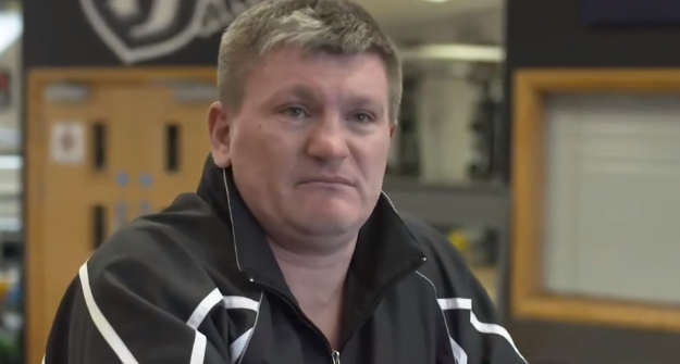 Ricky Hatton's brutally honest assessment of McGregor vs. Mayweather