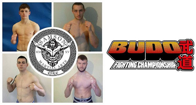 Cork fighters in action in Scotland this Saturday