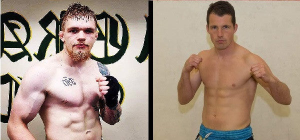Decky Dalton vs. Seamus Cogan set for Siam Warriors on June 4th