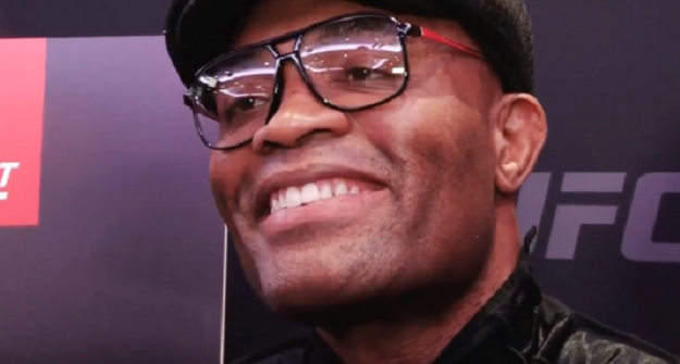 "Anderson Silva: ""I'd like to test myself against Conor McGregor"""