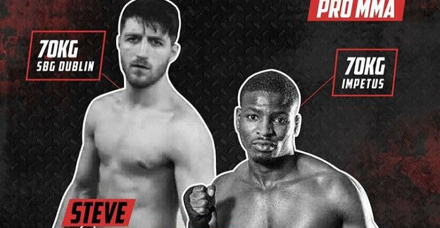 Owens vs. Masuku announced for Real FC in Derry