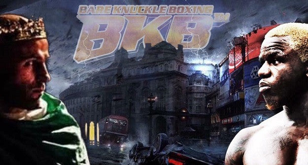 Sligo's Jimmy Sweeney faces Melvin Guillard at BKB 6 this weekend