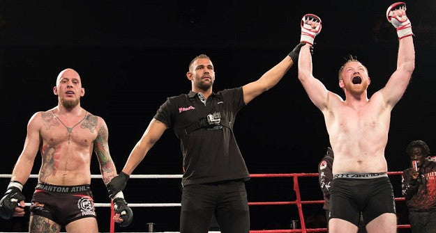 [Videos] Irish MMA duo get wins in Austria