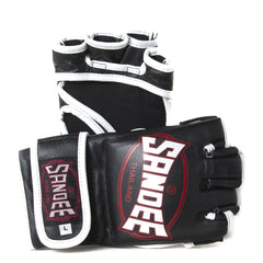 Sandee 4oz MMA Gloves - Black