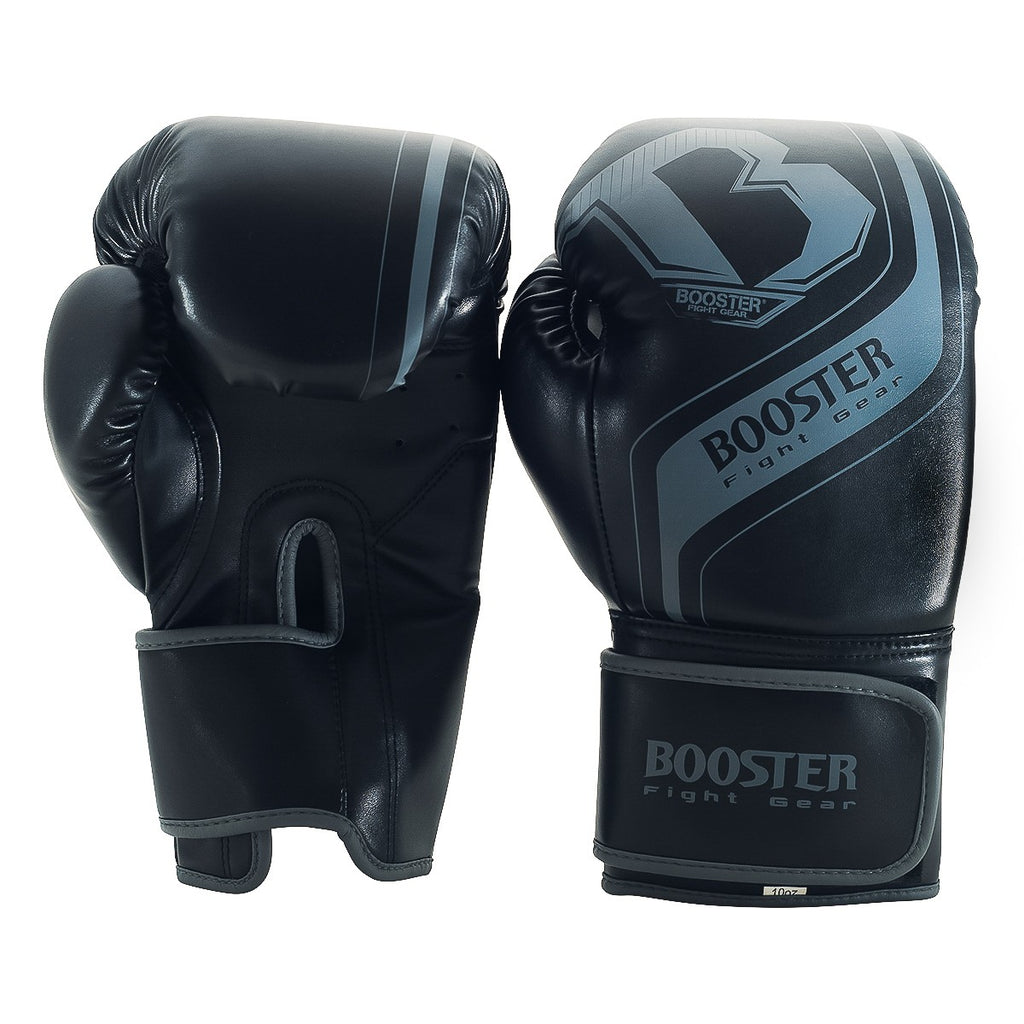 Booster Enforcer Gloves Black 16oz