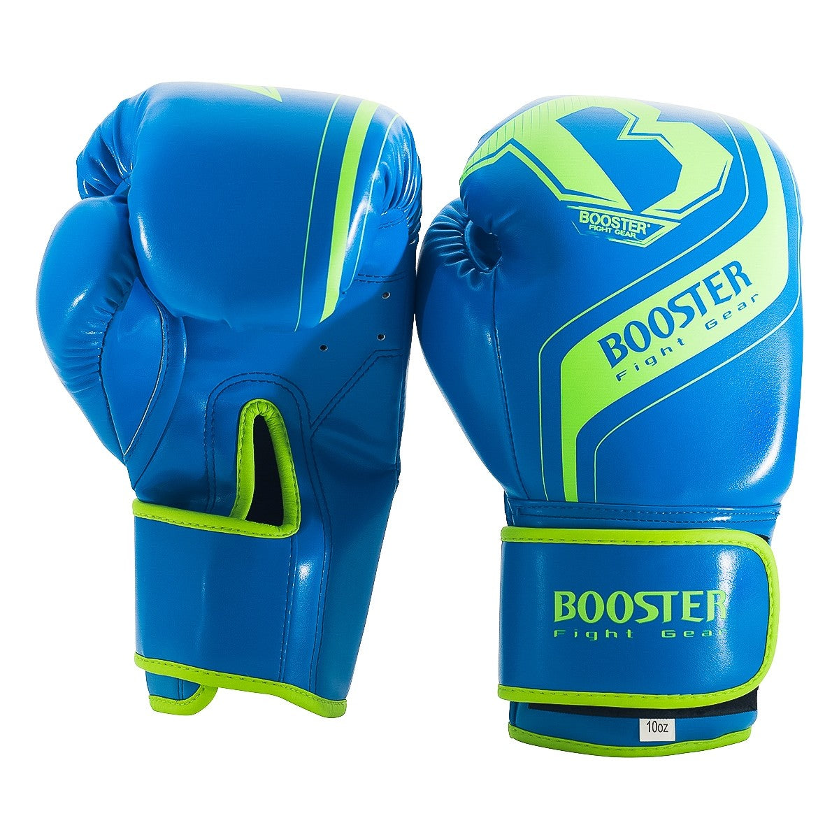 Booster Enforcer Gloves Blue 14oz