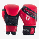 Booster BT Sparring Gloves Red 14oz