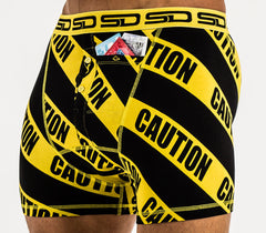 Caution Smuggling Duds