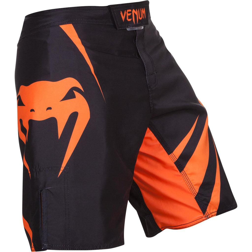Venum Challenger Fightshorts Black/Orange