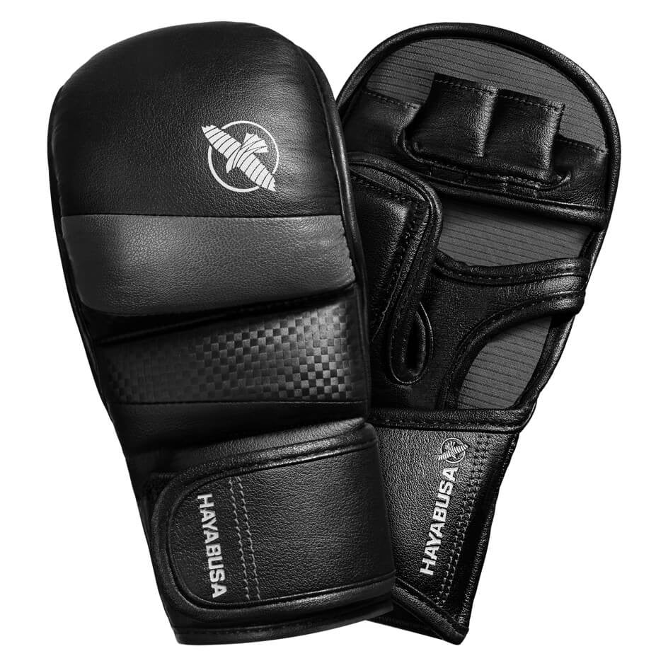 Hayabusa T3 7oz MMA Gloves - Black