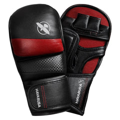 Hayabusa T3 7oz MMA Gloves - Red
