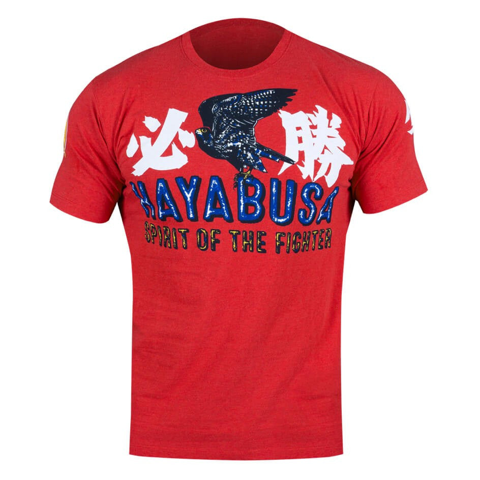 Hayabusa Victory T-Shirt - Red