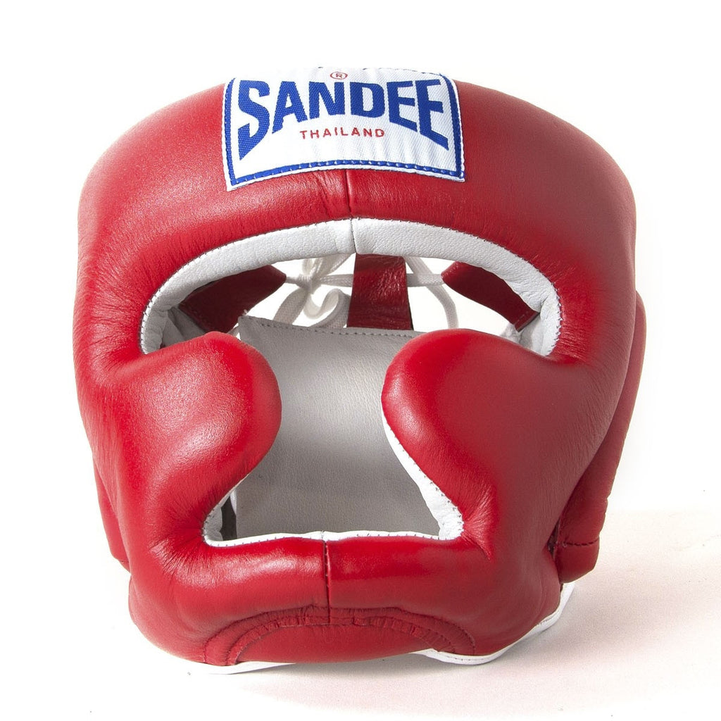 Sandee Head Guard - Red