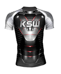 KSW Iron Rashguard Red