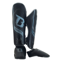 Booster Enforcer Shin Guards - Black